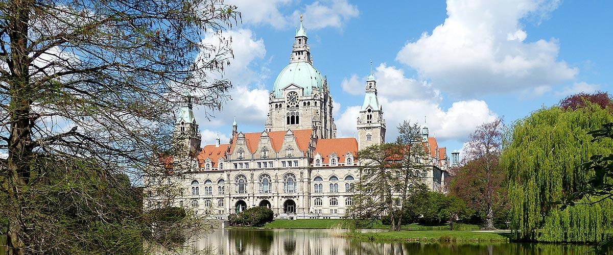 Umzug Hanover