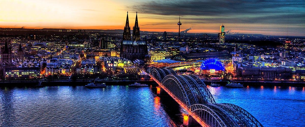 Umzug Köln