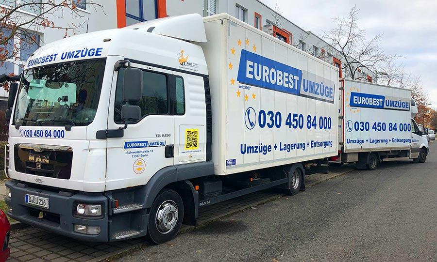Umzugswagen-mit-Anhänger-Eurobest-Umzüge